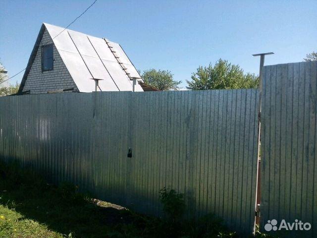 Заборы для дачи ульяновск ворота с встроенной калиткой на даче