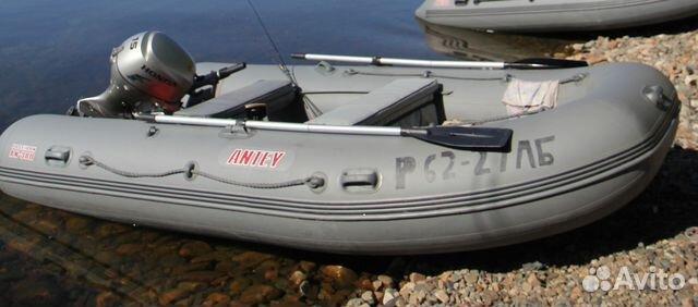 продажа лодок пвх антей в спб