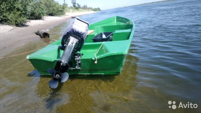 хочу купить мотор для лодки