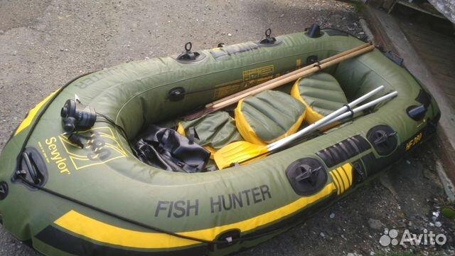купить лодку sevylor fish hunter hf280