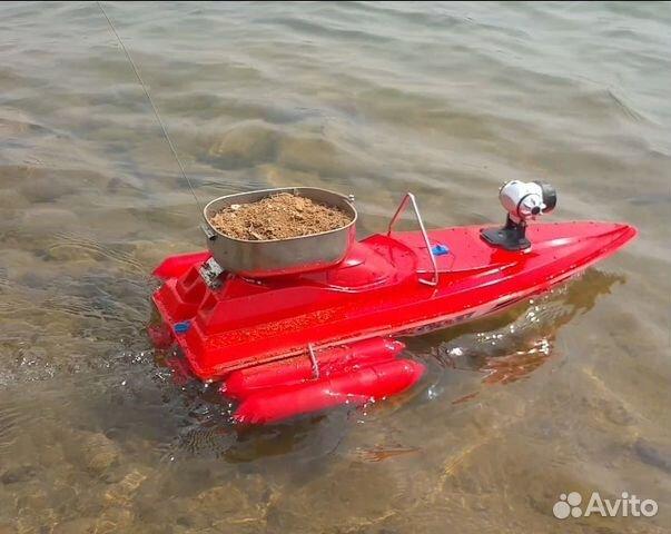 как выбрать кораблик для прикормки