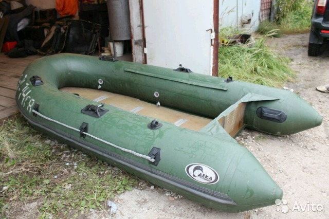 недорогие лодки поливинилхлоридный  цокольный новгород