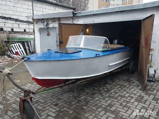 купить в калининграде лодку казанку