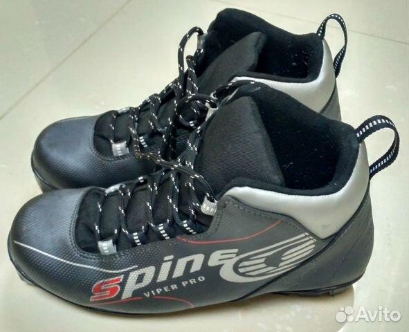 Продам лыжные ботинки б у, размер 42 купить в Свердловской области ... aa1a5a0afef