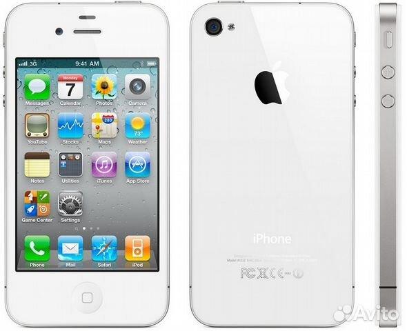Купить Аккумулятор для iPhone 4S оригинал  Батарея на