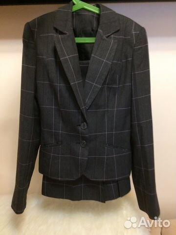 1a9e6dd5da6 Офисный деловой классический костюм купить в Москве на Avito ...