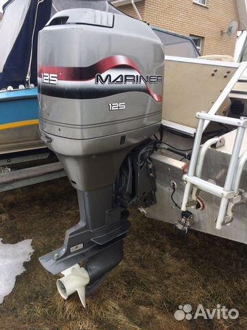 лодочные моторы маринер 2-х тактные