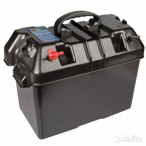 ящик для аккумуляторной батареи в лодку