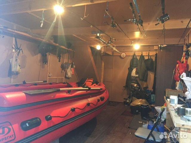 лодочные гаражи в санкт-петербурге