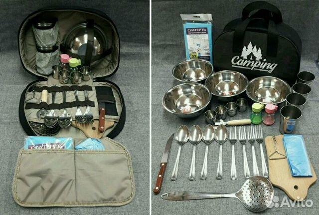 посуда для рыбалки магазин