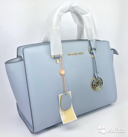 Купить сумку - Michael Kors Jet Set Travel Tote Gold