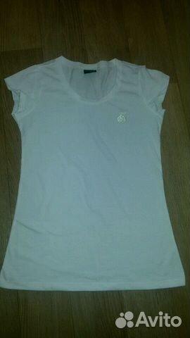 Новая белая футболка 42р из Тайланда купить в Томской области на ... 15477b61b7efc