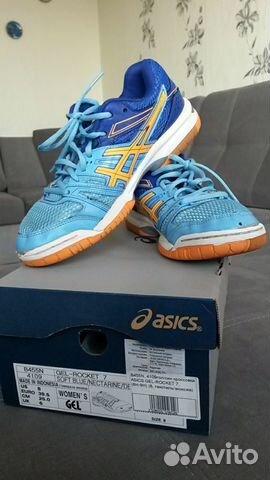 a2b29d26 Волейбольные кроссовки Asics р. 39,5 купить в Иркутской области на ...