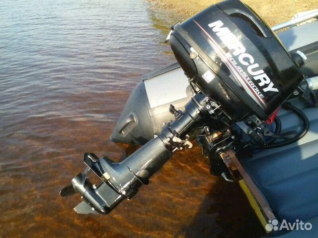 лодочный мотор меркури 5 лет