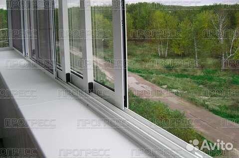 Алюминиевые раздвижные окна на лоджию 6м купить в республике.