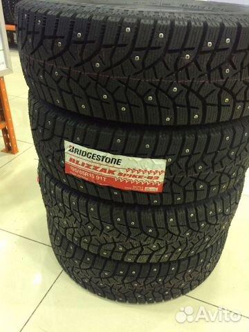 «имн¤¤ шина Bridgestone Blizzak Spike-02 SUV 275/60 R20 115T - фото 10