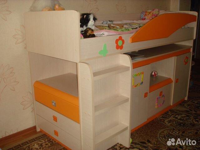 Кровать детская пермь