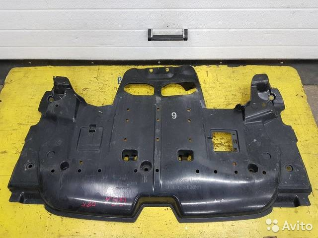 89625003353 Защита двс Subaru Impreza, EJ20