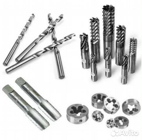 Купить металлорежущий инструмент метчики и плашки фрезы по металлу для станков с чпу
