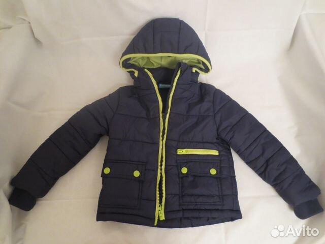 Куртка демисезонная Futurino 89876780958 купить 4