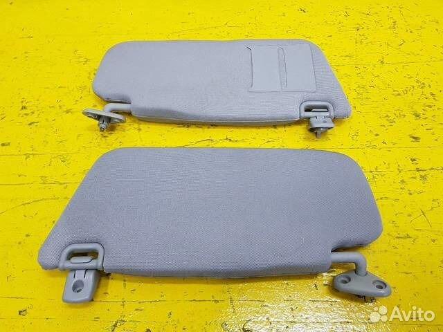 89625003353 Козырьки солнцезащитные комплект Subaru Impreza, E