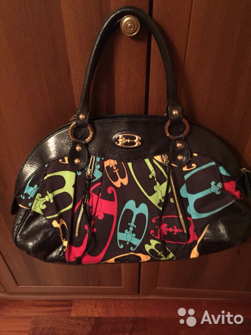 e5bf69d3bc2d Женская сумка Braccialini | Festima.Ru - Мониторинг объявлений