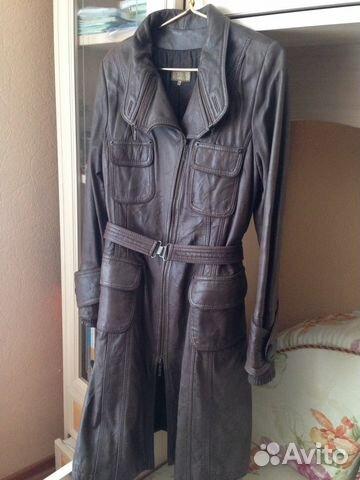 Продам пальто кожаное 89109812938 купить 1