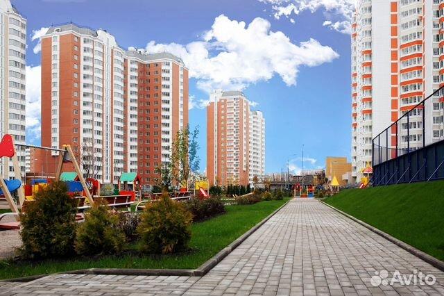 Продажа квартир некрасовка москва от застройщика