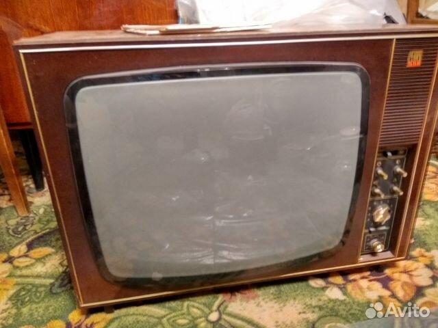 одеть советский черно-бекый телевизор рекорд купить на авито нужно сделать как