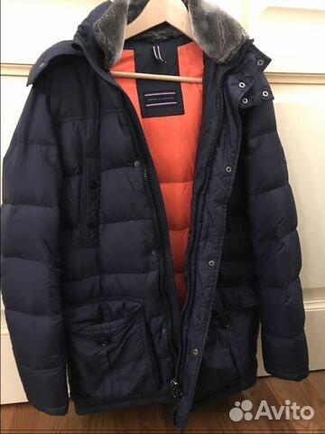 Зимняя куртка Tommy Hilfiger купить в Санкт-Петербурге на Avito ... 91ad0a5e3b1