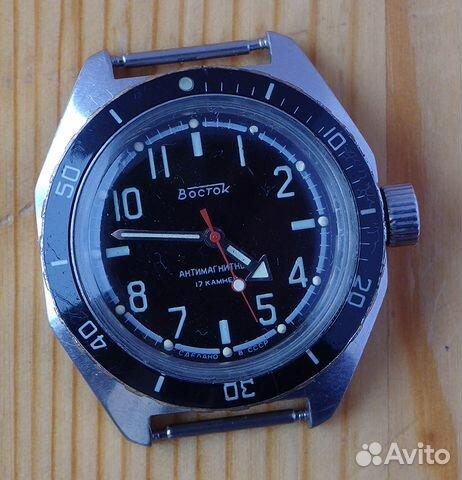 Купить часы наручные восток