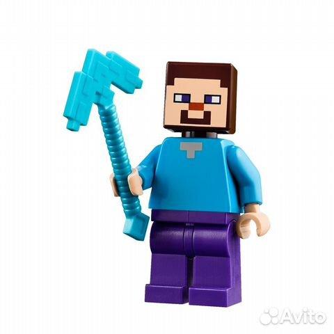 Лего майнкрафт купить в твери