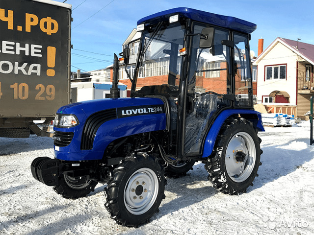 Дром чита фотон трактор новый