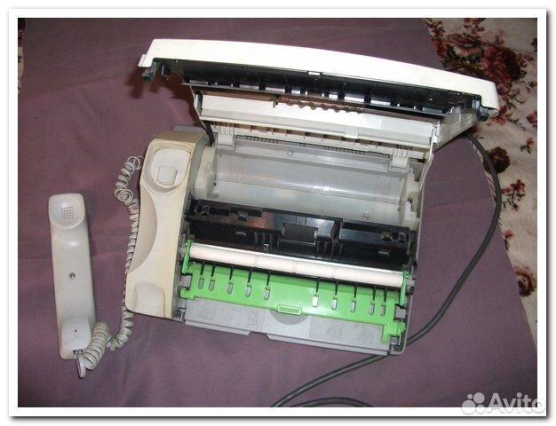 Факсимильный аппарат sharp б/у
