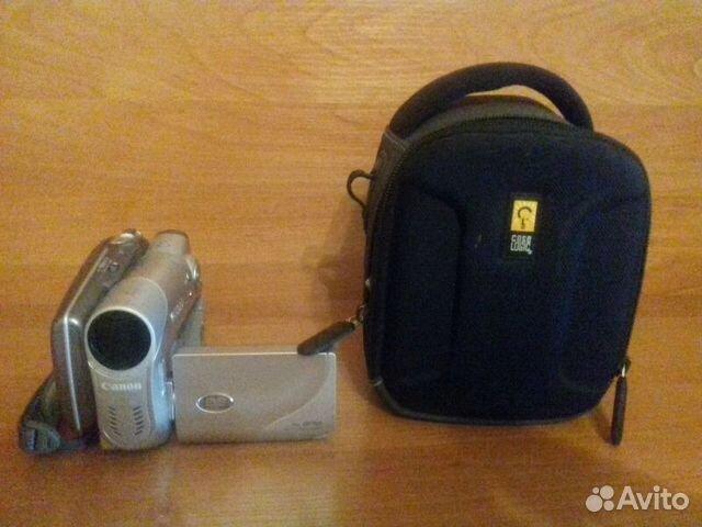 8c946788a7aa Видеокамера DVD canon PAL DC 100 купить в Тульской области на Avito ...