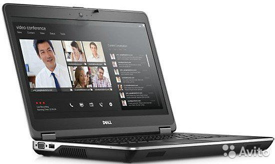Быстрый Dell Latitude E6440 Core i7, 14
