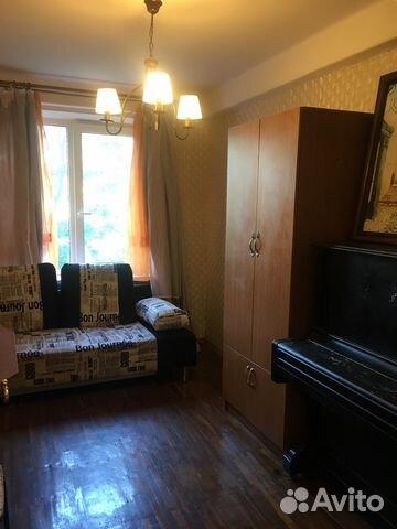 2-к квартира, 46 м², 1/9 эт.