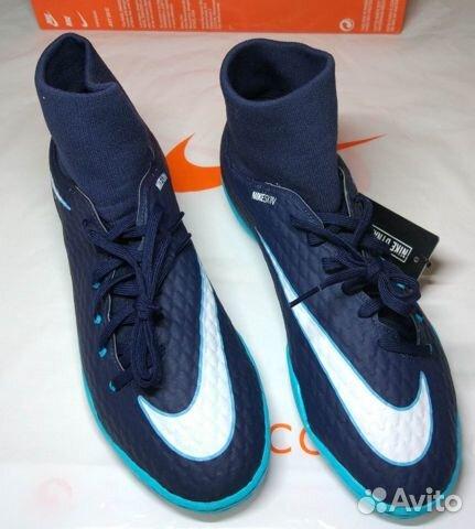 0b379273 Новые футзалки с носком Nike 43 размер - Личные вещи, Одежда, обувь,  аксессуары - Москва - Объявления на сайте Авито