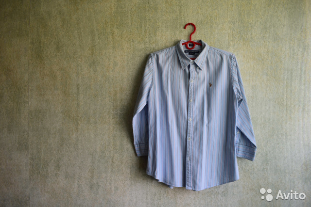 bb7d8bac32be Рубашка Ralph Lauren   Festima.Ru - Мониторинг объявлений