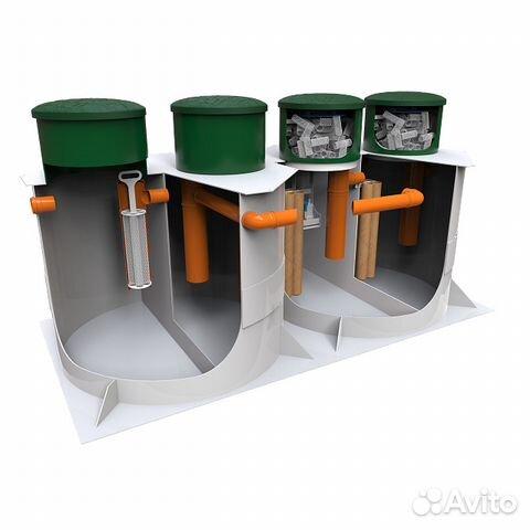 Септики для дачи дома станции биоочистки 89372257938 купить 4