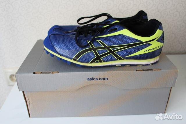 Фирменные шиповки для легкой атлетики Asics - Личные вещи, Детская одежда и  обувь - Краснодарский край, Геленджик - Объявления на сайте Авито 79bdd1bd77e