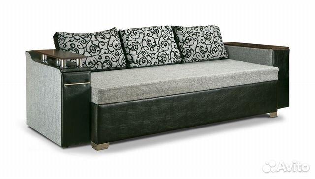 диван барон с баром бесплатная доставка 104 купить в санкт
