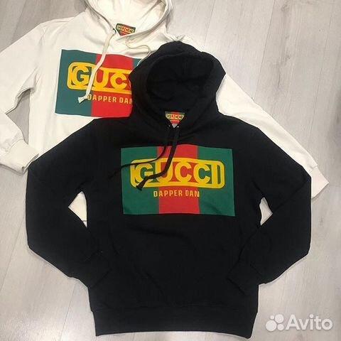 Толстовка Gucci купить в Москве на Avito — Объявления на сайте Авито 5308640a582