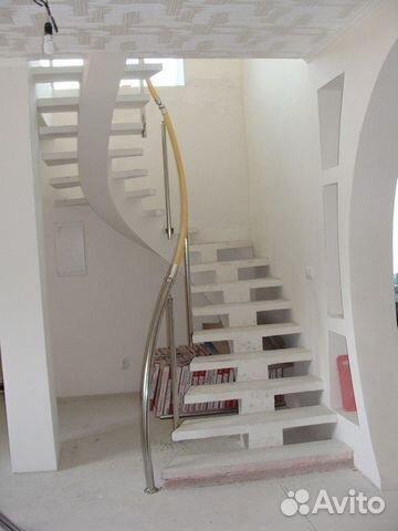 Монолитные лестницы 89524273873 купить 9