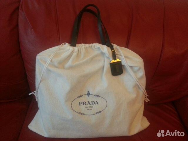 033582ae8e39 Сумка prada оригинал, италия, 36/32 см., Cенная пл купить в Санкт ...