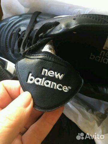 Бутсы new balance новые купить в Санкт-Петербурге на Avito ... b8a9350979a
