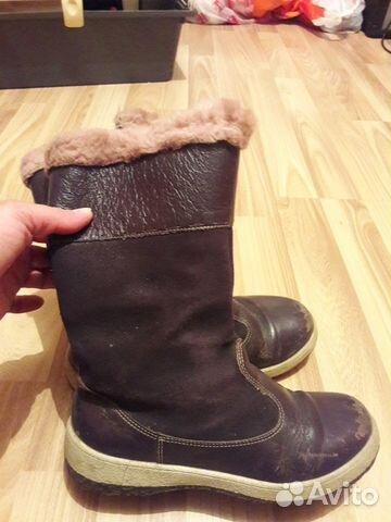 b1de94e82 Сапоги зимние Лель, натуральная кожа и мех | Festima.Ru - Мониторинг ...