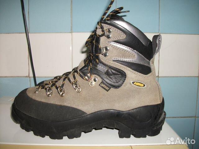 39e2adb8 Трекинговые ботинки Asolo Aconcagua GV Graphite | Festima.Ru ...