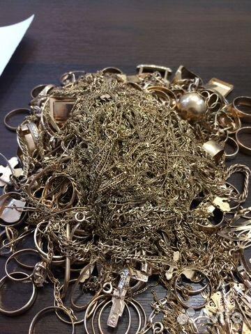 Золото лом (585 пробы) продам купить в Красноярском крае на Avito ... 1d2f52ffaf3