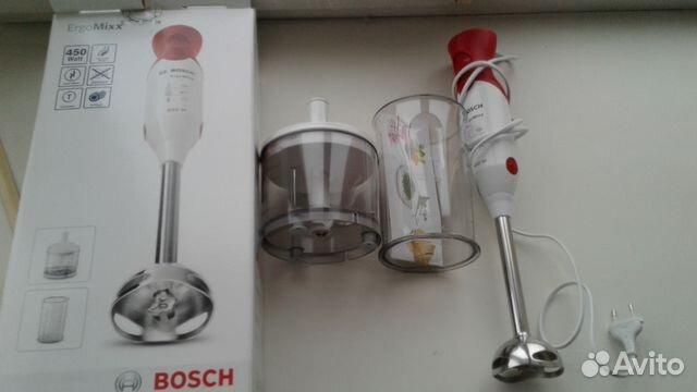 блендер Bosch Ergo Mixx Festimaru мониторинг объявлений